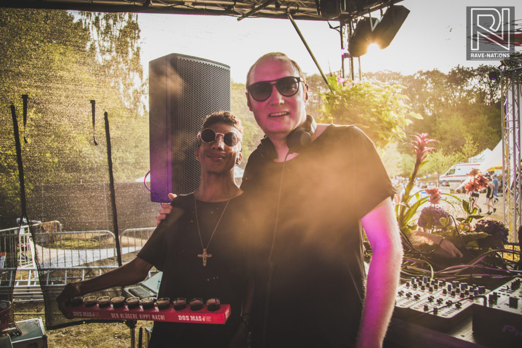 Danny Rave-Nations Open-Air 2018
